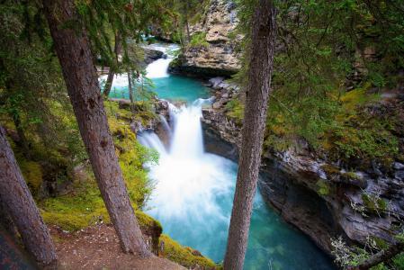 Фотографии Kanada, Canyon, johnstoun, Канада