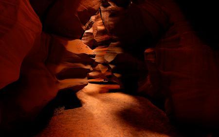 Обои antelope canyon, arizona, usa wallpapers, u.s.a. wallpapers