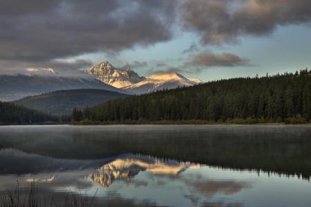 Фотографии озеро, горы, лес, природа