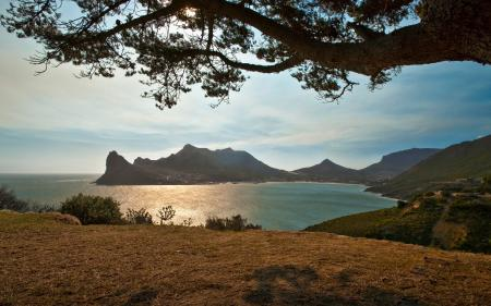Картинки море, берег, пейзаж, природа