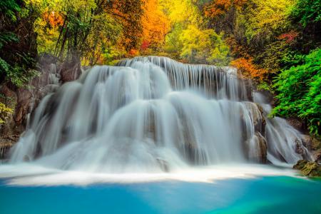 Заставки Thailand, таиланд, лес, осень