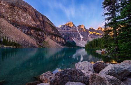 Картинки горы, река, лес, озеро