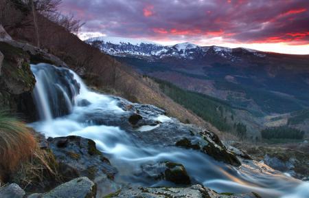 Фотографии горы, скалы, камни, небо