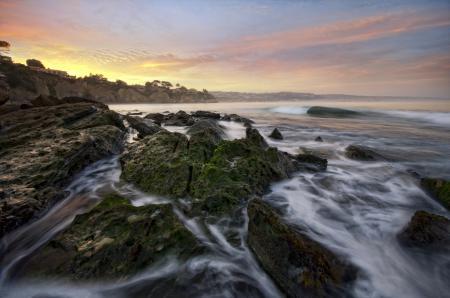 Картинки море, скалы, камни, прибой