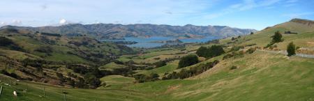 Картинки Новая Зеландия, New Zealand, Холмы, Природа