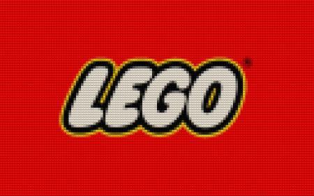 Фото Lego, лого, конструктор, кубики