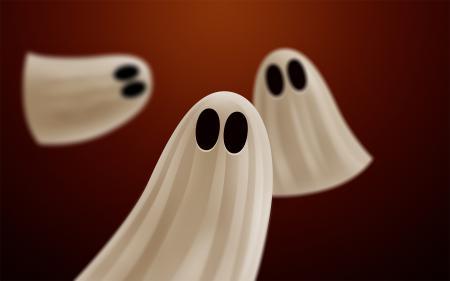Заставки Привидение, призрак, белый