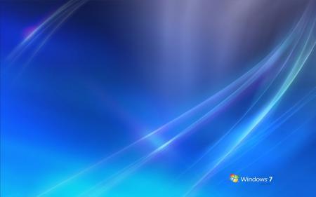 Фотографии Windows7, голубой, разное