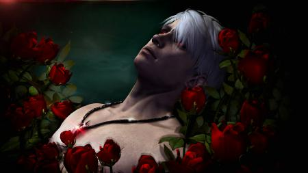 Картинки rose, flower, demon, devil may cry