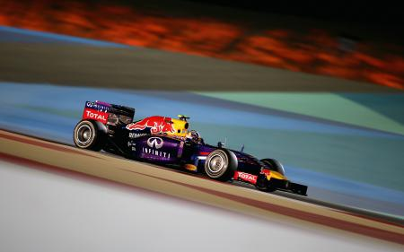 Обои f1, Bahrain GP, race, Infiniti Red Bull Racing