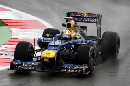Заставки Sebastian Vettel, Red Bull, Formula-1, F1