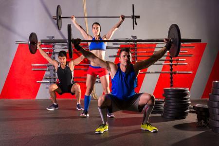 Фотографии спорт, тренировка, парни, девушка