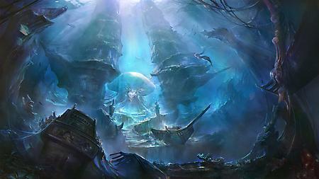 Картинки подводное царство скачать на