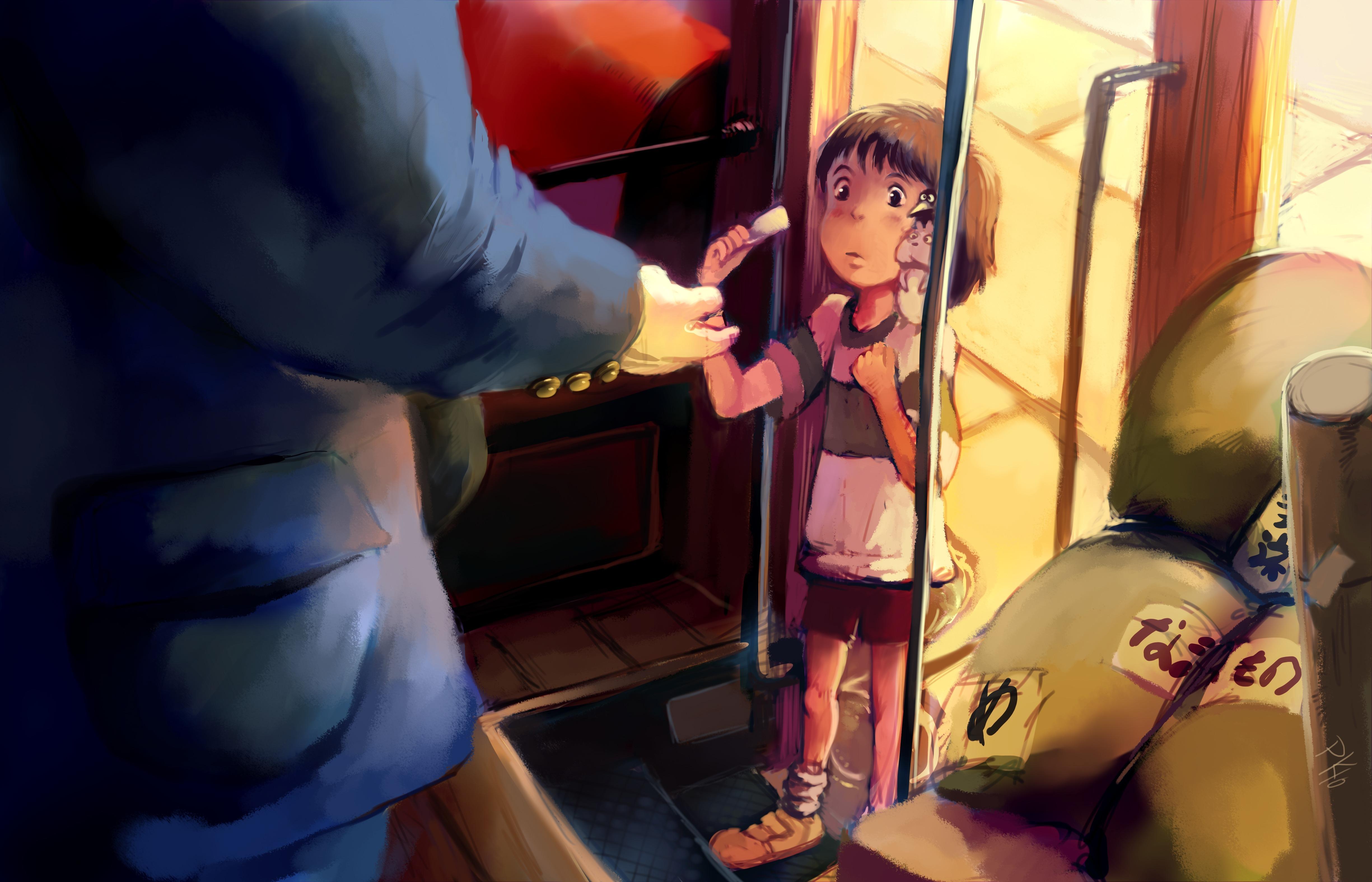 Смотреть онлайн аниме в поезде 2 фотография