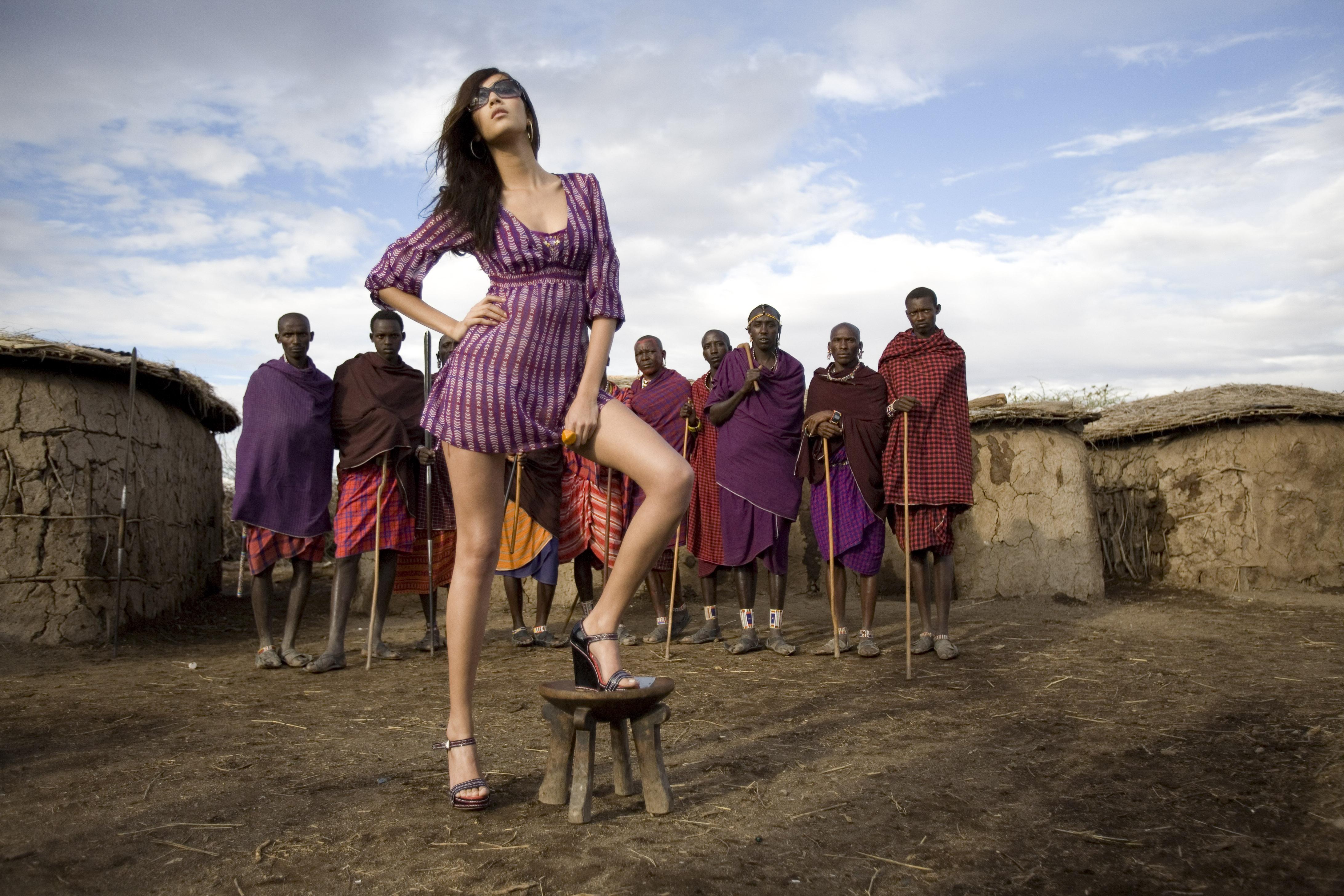 Смотреть бесплатно африканские девушки 3 фотография