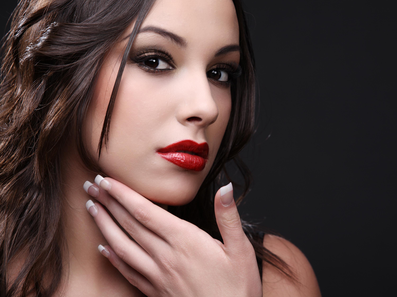 Фото лица красивых женщин 20 фотография