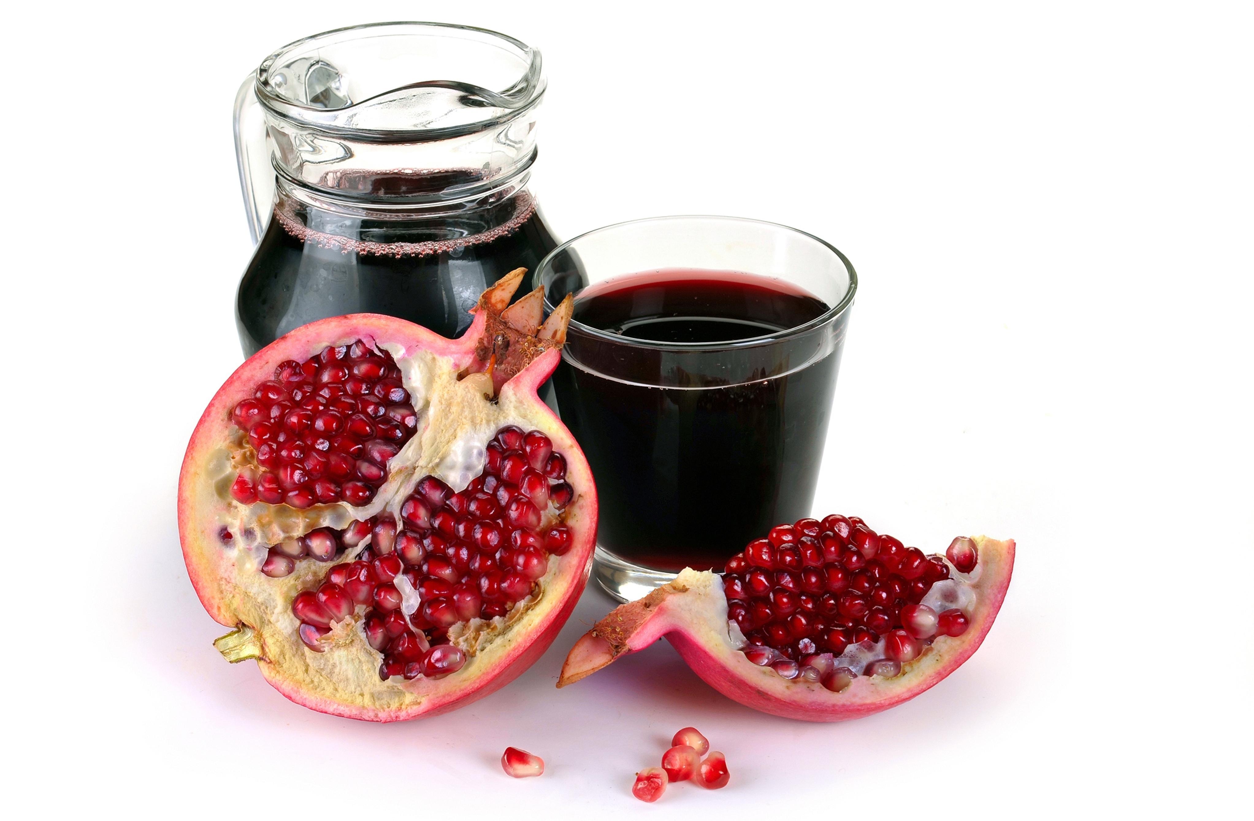 Гранатовый сок при гипертонии как пить