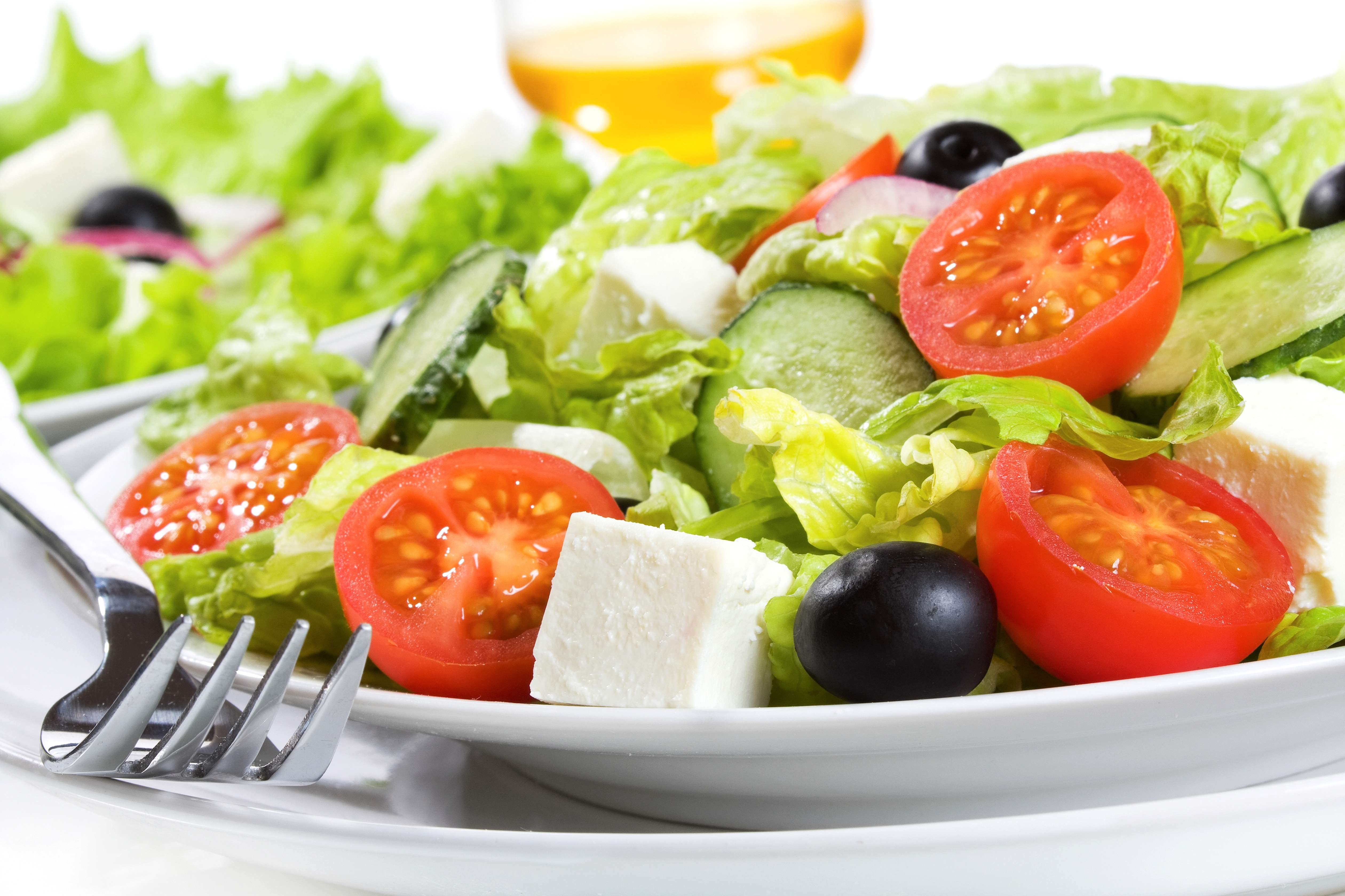 Salad Power for Weight Loss Full HD Wallpapers.