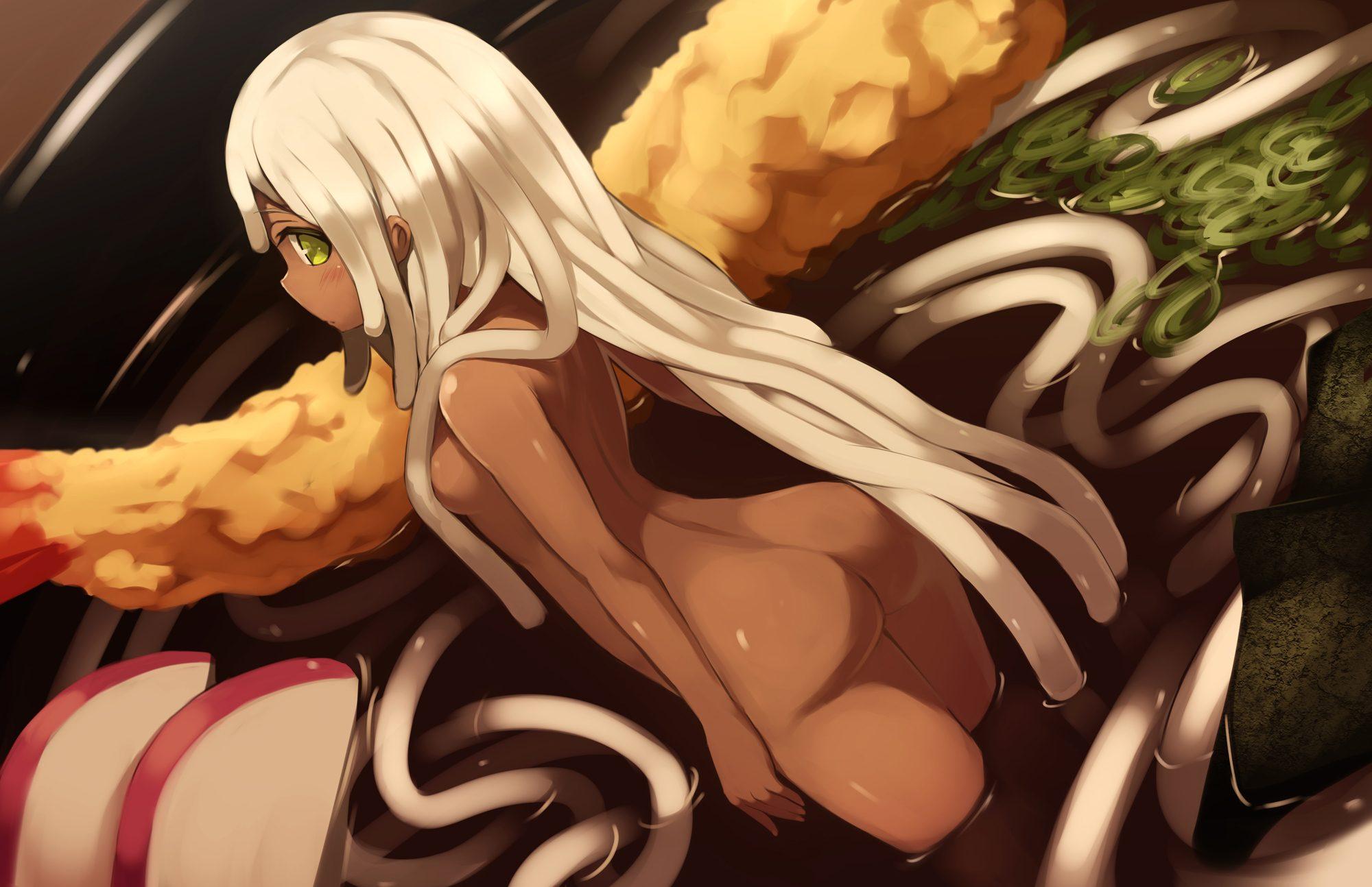 скачать голые картинки аниме:
