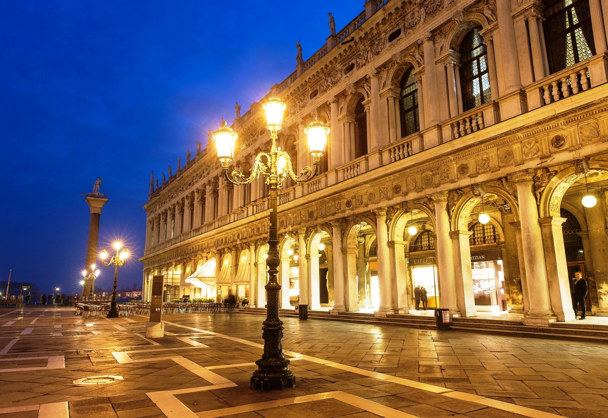 Обои piazza san marco, venice, italy. Города foto 19