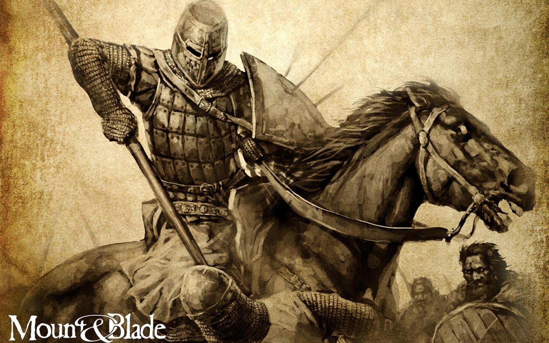 mount and blade скачать на мак