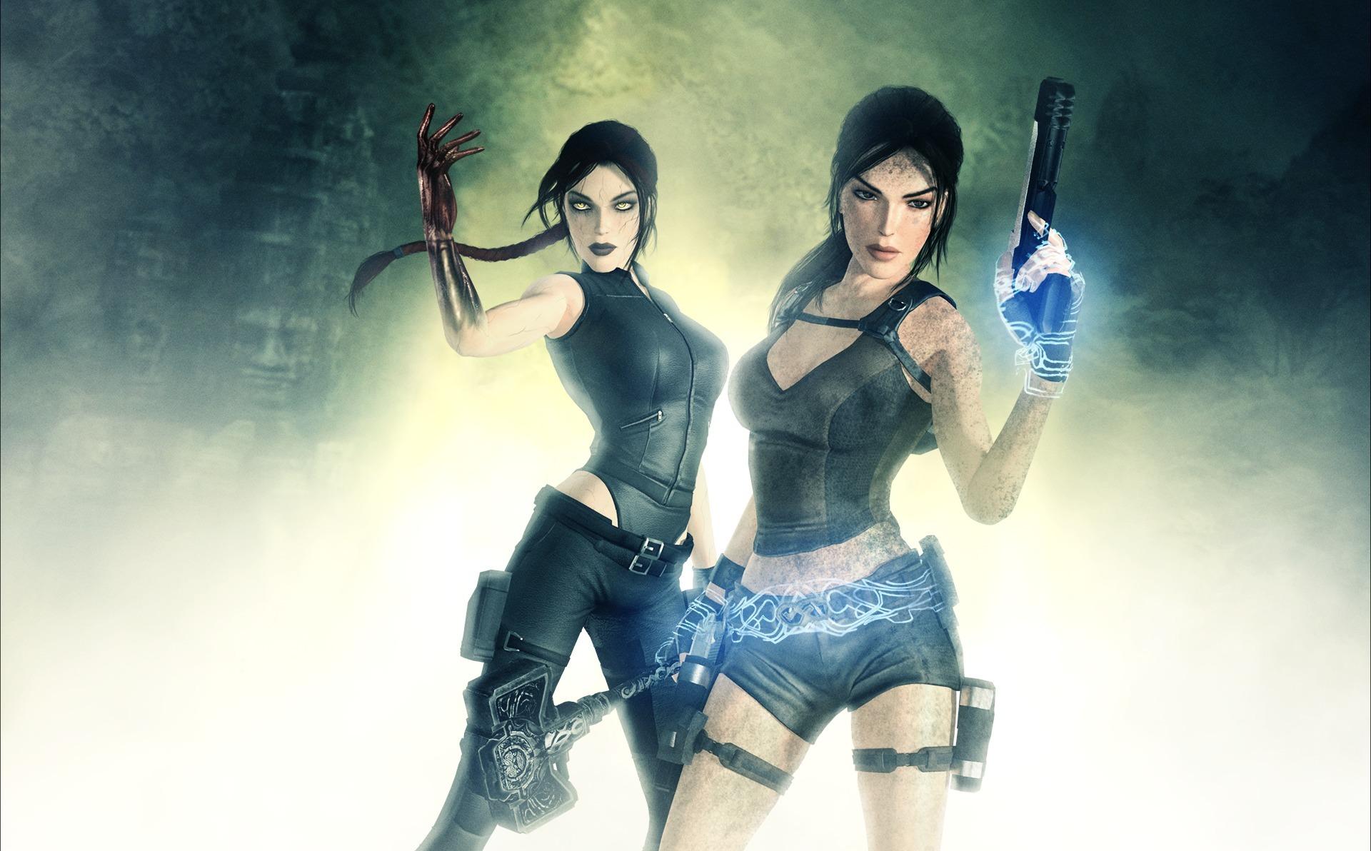 Lara croft underworld sex clips