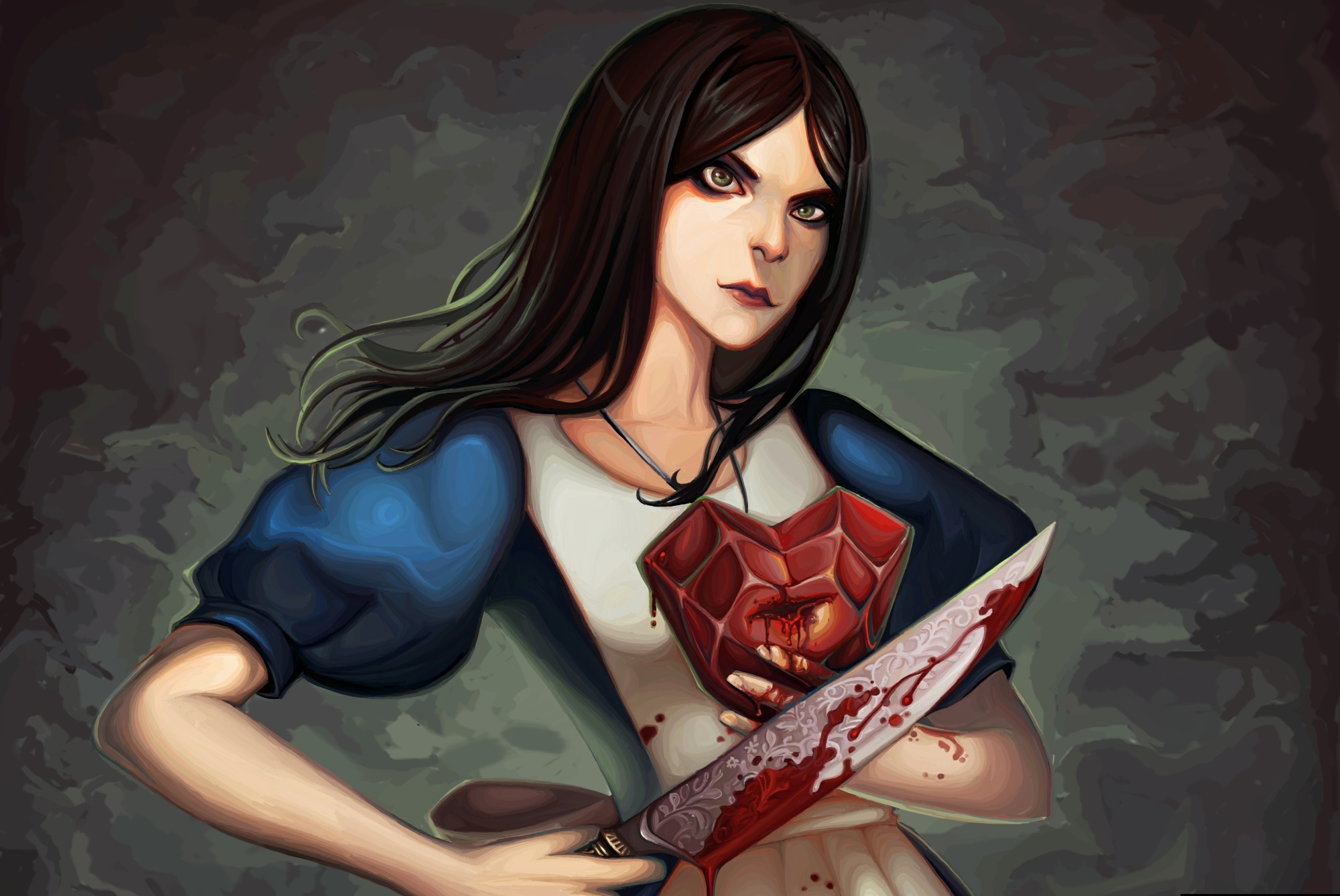 Alice madness retutns porn naked photos