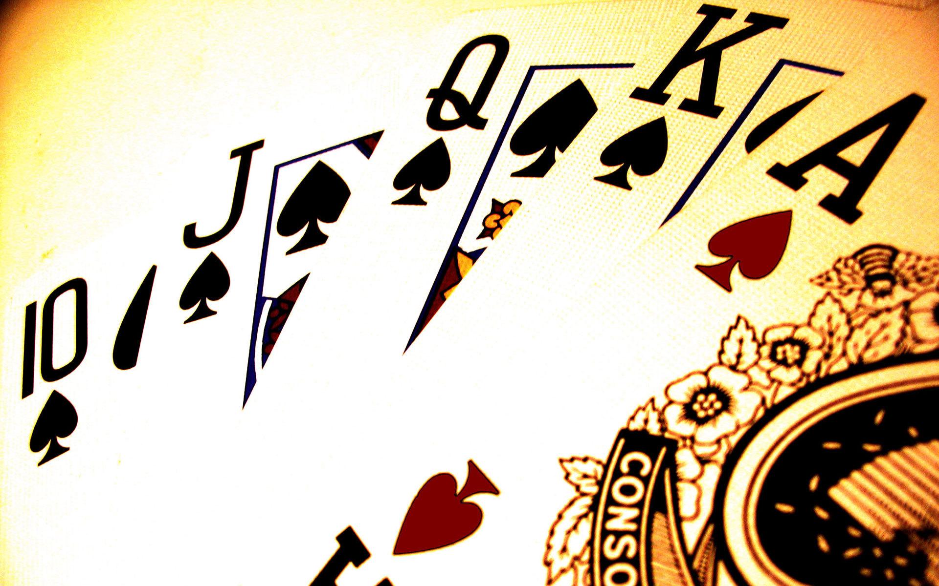 заставки покер