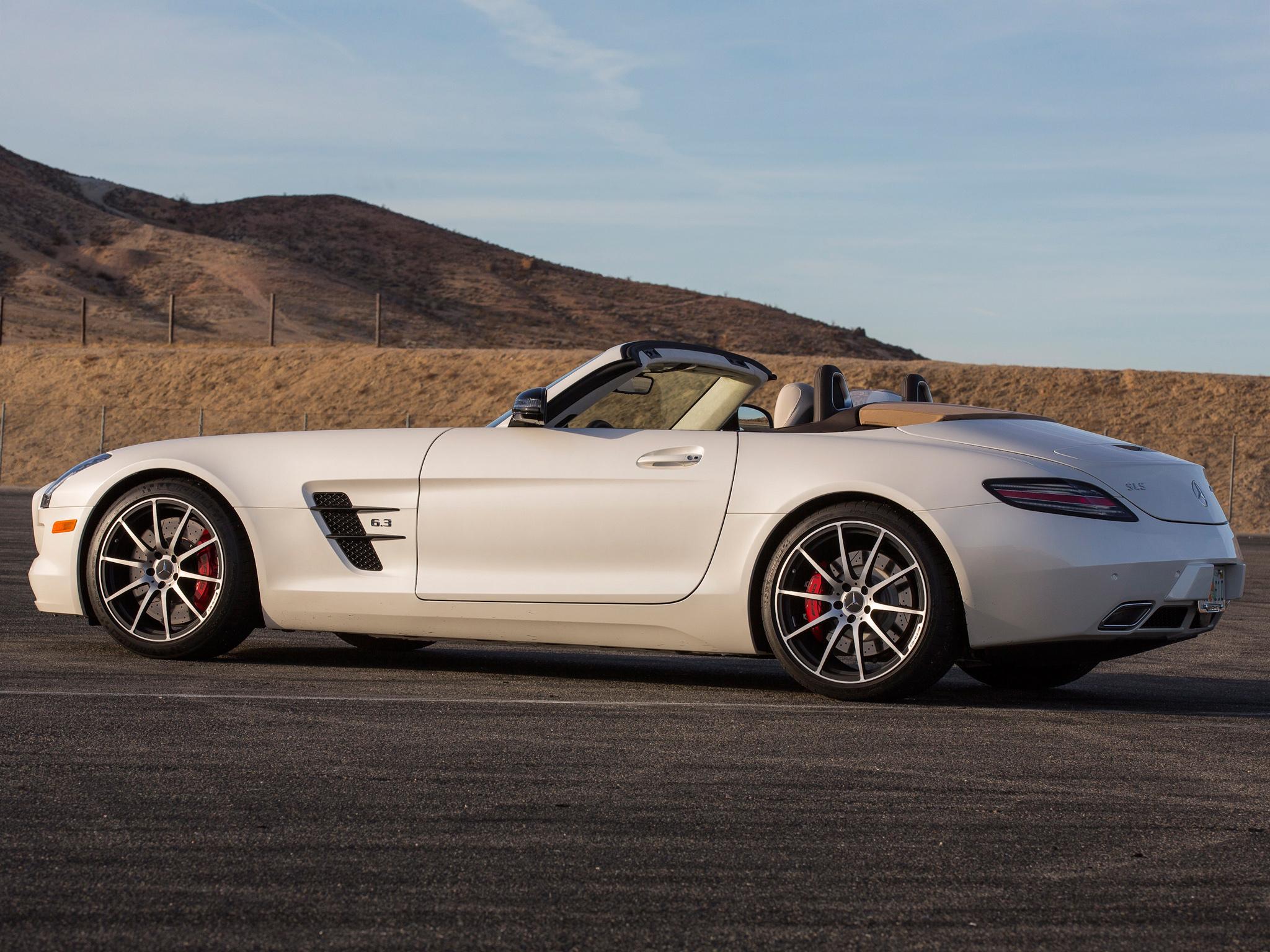 Обои Roadster, Mercedes-Benz, суперкар, AMG, 2018, GT C