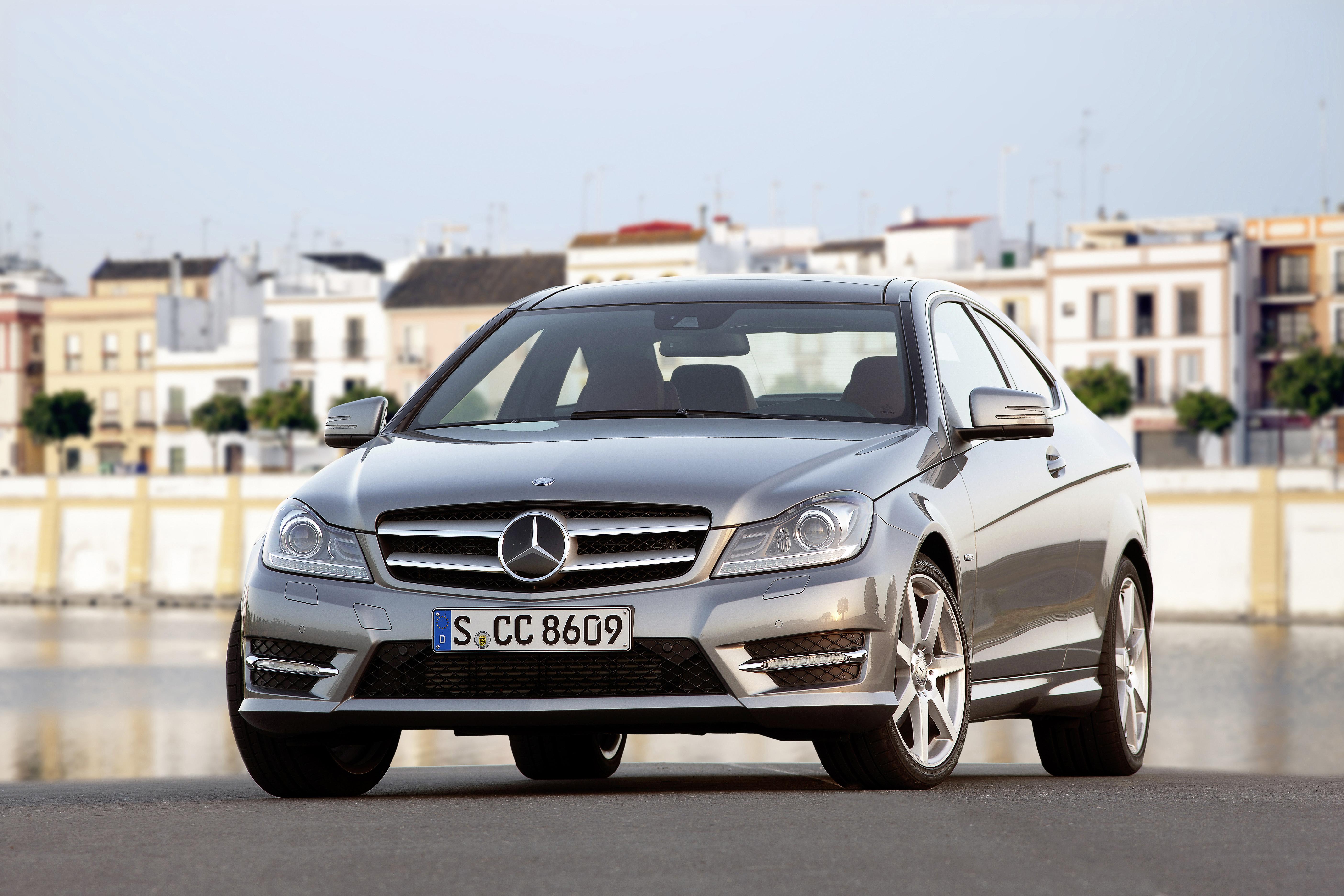 Обои фары, Mercedes-Benz, AMG, GT C картинки на рабочий