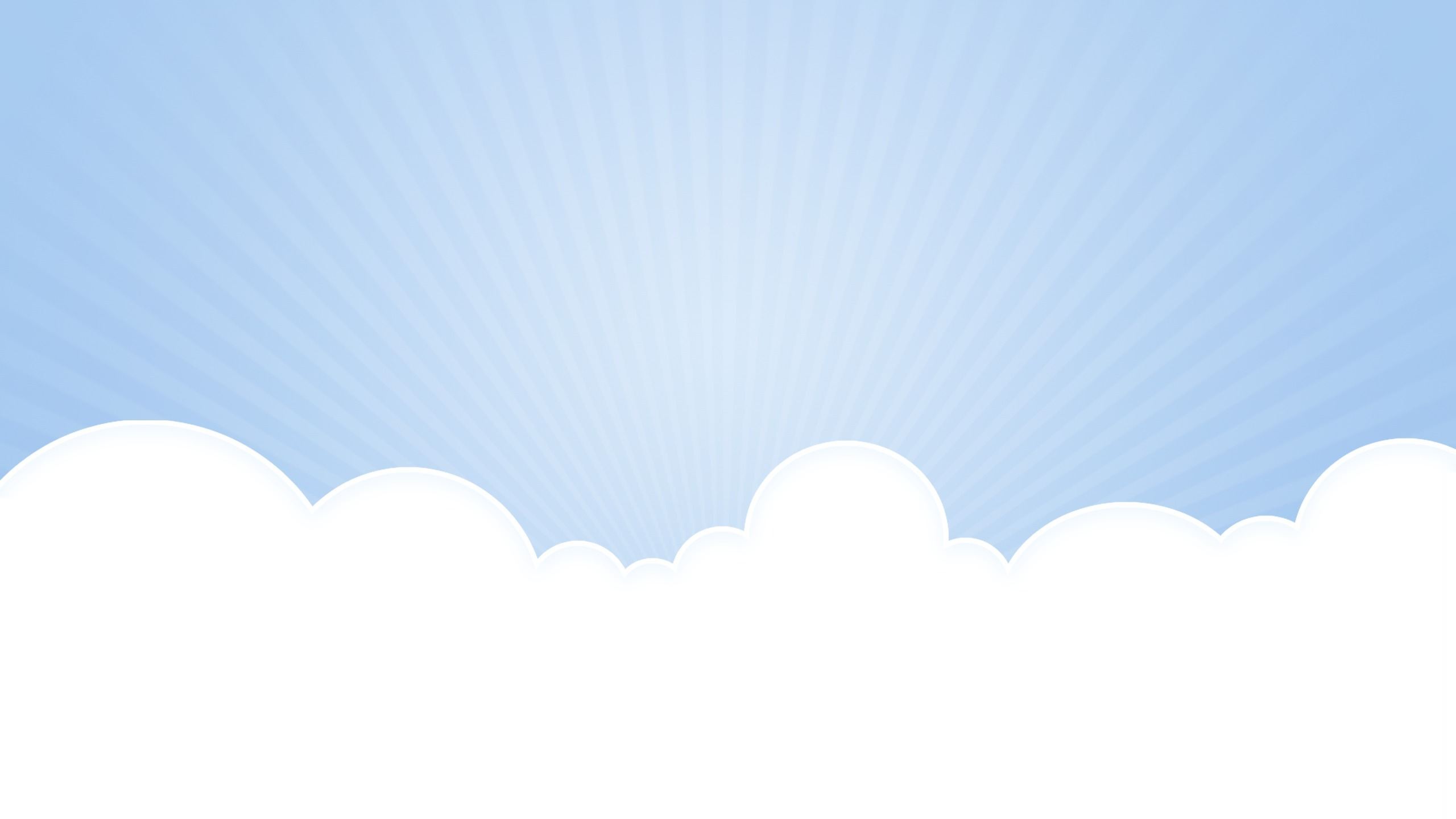 фон для сайта небо: