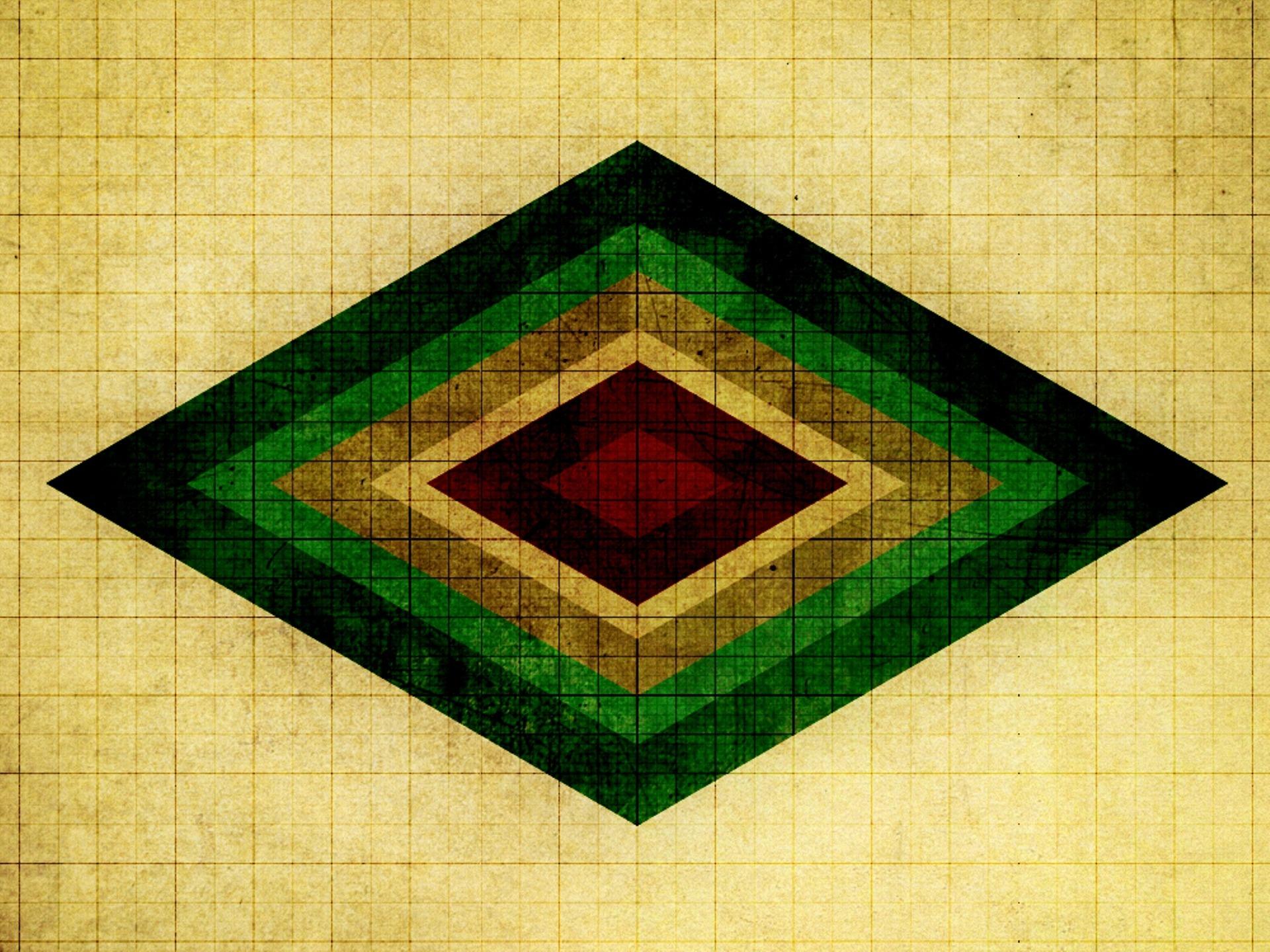 Обои 1280x800 клетка, линии, фон, волны, абстракция, Неон для ...   1440x1920