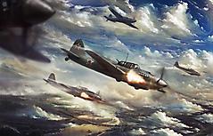 Обои ilyushin il-2, скачать фото самолеты, вторая мировая война