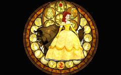 Картинки Disney скачать на рабочий стол, заставки Beauty and The Beast