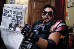 Картинки Watchmen скачать для рабочего стола, заставки Comedian