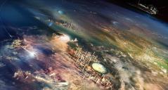 Картинки планета скачать для рабочего стола, заставки города