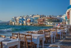 Фотографии Mykonos, Greece, город, море