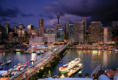 Фотографии Cities, Australia, Sydney, city
