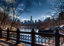 Картинки New York City, USA, Central park, город