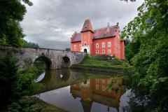 Обои Замок скачать на рабочий стол, фото Czech Republic