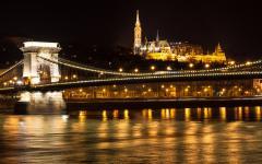 Картинки Венгрия скачать для рабочего стола, фото Будапешт