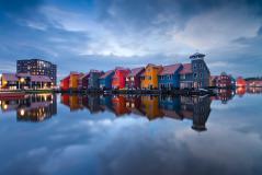 Картинки Нидерланды скачать на рабочий стол, заставки Гронинген