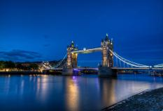 Фотографии Tower Bridge, London, England, River Thames