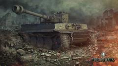 Обои WoT, World of Tanks, Мир танков, Wargaming.Net