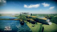 Картинки War Thunder скачать на рабочий стол, заставки ММО