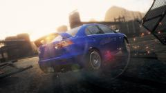 Заставки need for speed most wanted 2, Mitsubishi Lancer Evolution X, погоня, гонка