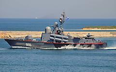 Обои ракетный катер Р-109, скачать фотографии Черноморский Флот