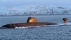 Обои подводная лодка скачать для рабочего стола, фотографии субмарина на море