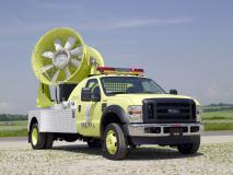 Фотографии ford, f-550, rosenbauer, mobile ventilator