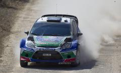Фото Ford, Fiesta, Rally, WRC